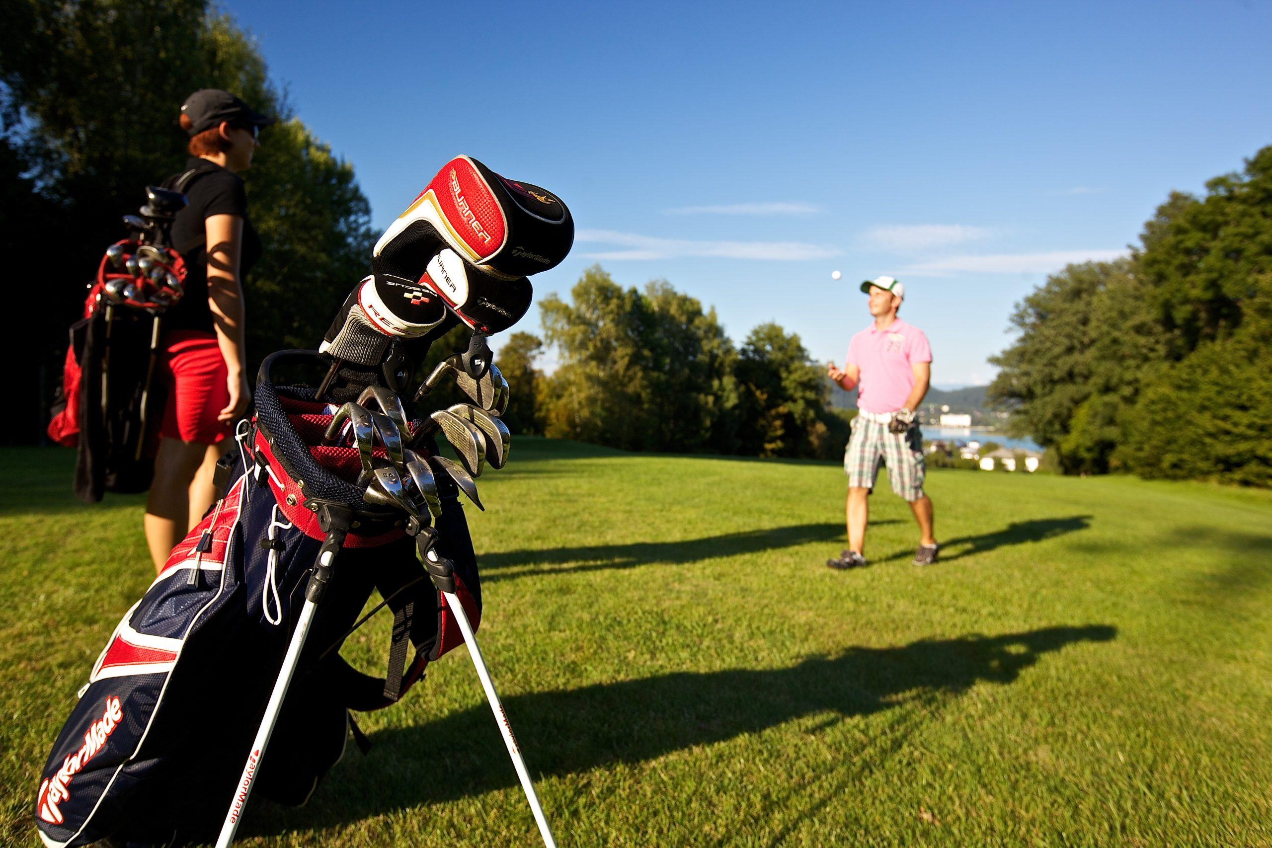 Golf in Kärnten - © Kärnten Werbung, Steinthaler